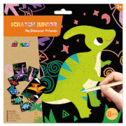 Avenir - Scratch Junior Dinosaur Friends