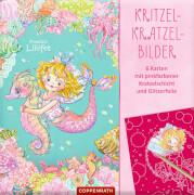 Prinzessin Lillifee: Kritzel-Kratzel-Bilder
