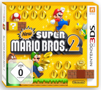 2DS/3DS New Super Mario Bros. 2 USK 0