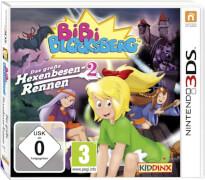 3DS Bibi Blocksberg: Das große Hexenbese