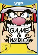 Nintendo Wii U Game & Wario