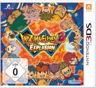 Nintendo, ''3DS Inazuma Eleven 3: Explosion''