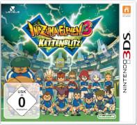3DS Inazuma Eleven 3: Kettenblitz