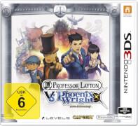 3DS Professor Layton vs. Phoenix Wright:
