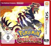 Nintendo 2DS/3DS Pokemon Omega RubyFür Kinder ab 0 Jahre