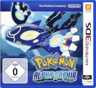 Nintendo,''3DS POK Alpha Saphir.''