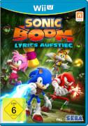 Nintendo Wii U Sonic Boom Lyric USK 6