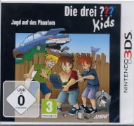 3DS Die drei ??? Kids - Jagd auf das Phantom