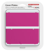 Nintendo 3DS New 3DS Cover 019 Pink