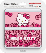 Nintendo 3DS New 3DS Cover Hello Kitty