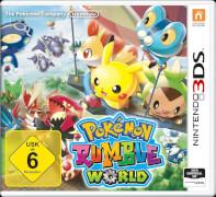 Nintendo 2DS/3DS Pokémon Rumble Worldab 12 Jahre
