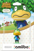 WII U amiibo Animal Crossing Käpten Figur