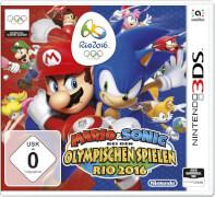 Mario&Sonic bei den Olympischen Spiele