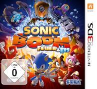 Nitendo 3DS Sonic Boom: Feuer und Eis