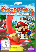 Nintendo Wii U Paper Mario: Color Splash USK 0