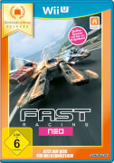 WiiU FAST Racing NEO Nintendo Select