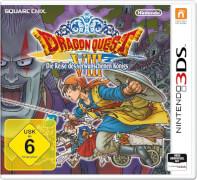 Nintendo 2DS/3DS DRAGON QUEST VIII: Die Reise des verwunschenen Königs USK 6
