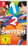 1-2-Switch von Nintendo, Partyspiel, ab 6 Jahren