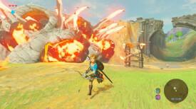 Nintendo Wii U The Legend of Zelda: Breath of the Wild USK 12