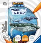 Ravensburger 6854 tiptoi® pocket Wissen: Wale und Delfine