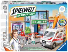 Ravensburger 00772 tiptoi® Spielewelt Krankenhaus