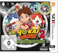 Nintendo YO-KAI WATCH® 2: Knochige Gespenster inkl. Medaille USK 0