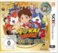 Nintendo YO-KAI WATCH® 2: Kräftige Seelen inkl. Medaille USK 0