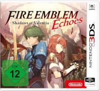 Nintendo, ''3DS Fire Emblem Echoes: Shadows of Valent'', Für Kinder ab 12 Jahre.