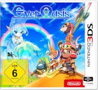 Nintendo, ''3DS Ever Oasis'', Für Kinder ab 6 Jahre.