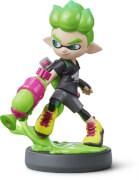 Nintendo amiibo Splatoon Inkling Junge (Neon-Grün)