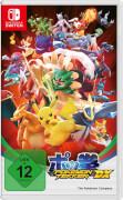 Switch Pokémon Tekken DX USK 12