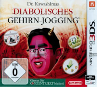 3DS Dr. Kawashimas diabolisches Gehirn