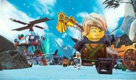 The LEGO Ninjago Movie Videogame (NSW)