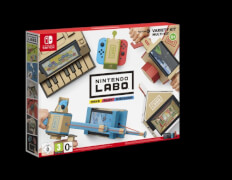 Nintendo Switch Labo: Toy-Con 01 Multi-Set