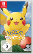 Nintendo Switch Pokémon: Lets Go, Pikachu!