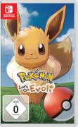 Nintendo Switch Pokémon: Lets Go, Evoli!