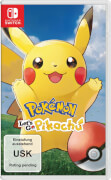 Nintendo Switch Pokémon: Lets Go, Pikachu! + Pokéball Plus