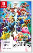 Switch Super Smash Bros. Ultimate USK 12