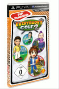PSP Everybody's Golf 2 Essentials