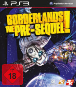 PS3 Borderlands The Pre Sequel!