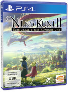 Ni No Kuni 2: Schicksal eines Königreichs (PS4)