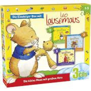 Leo Lausemaus Einsteiger-Box, Folge 1-3