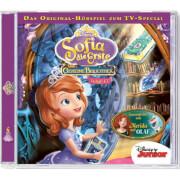 Sofia die Erste - Folge 13: Die Geheime Bibliothek (CD)
