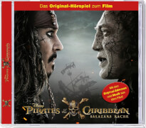 CD Disney Fluch der Karibik 5 - Das Hörspiel zum Film
