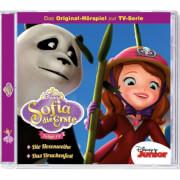 Sofia die Erste - Folge 14: Das Drachenfest / die Hexenweihe (CD)