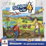 CD Schlau wie Vier:Dinos 1
