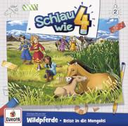 CD Schlau wie Vier:Wildpfer 2