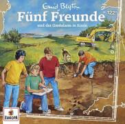 CD Fünf Freunde: 122