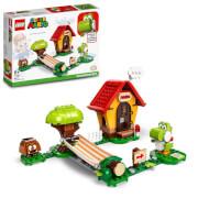 LEGO® Super Mario 71367 Marios Haus und Yoshi Erweiterungsset