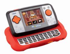 Vtech MobiGo rot inklusive Lernspiel Cars 2